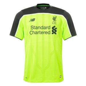 New Balance Liverpool Third 2016/2017 Kids Soccer Jersey