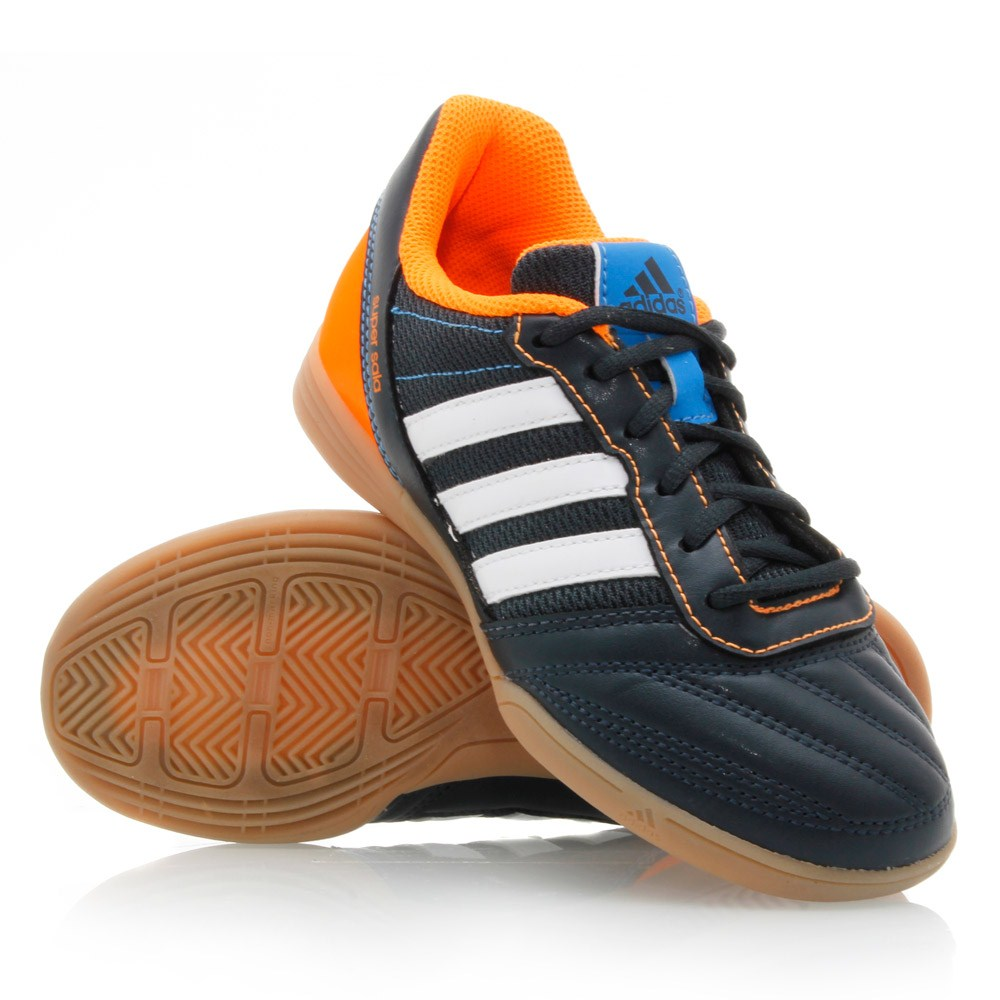Kids Indoor Adidas Shoes Orange