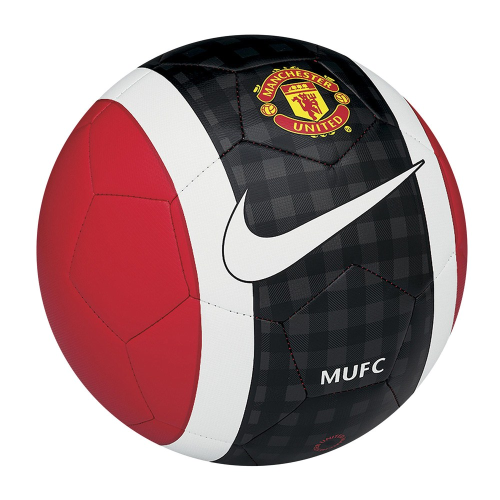 Nike Manchester United Prestige Soccer Ball - Size 5 - Black Red ... 52f5f02f3