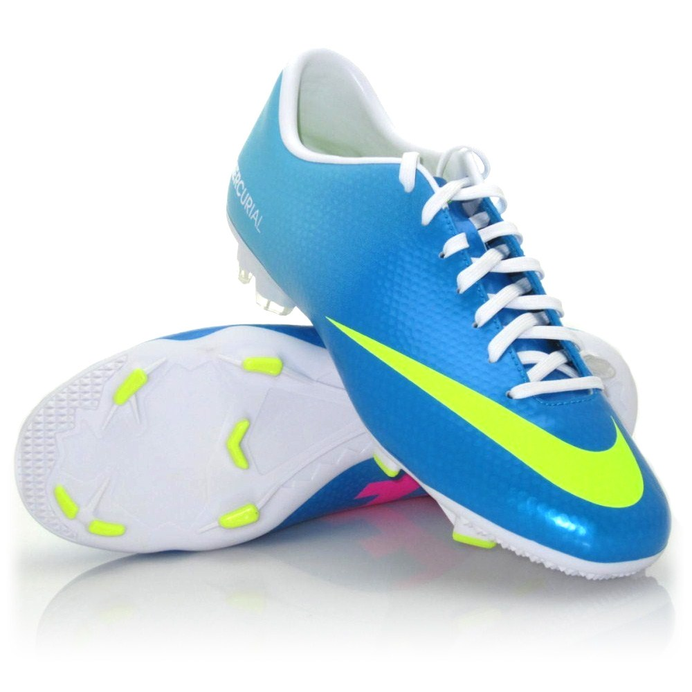 nike mercurial victory iv fg mens football boots. Black Bedroom Furniture Sets. Home Design Ideas
