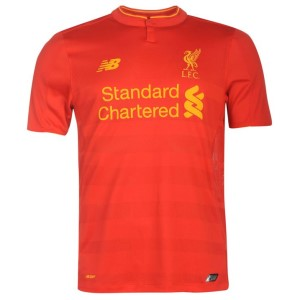 New Balance Liverpool 2016/2017 Home Kids Soccer Jersey