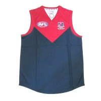 Sekem Official Supporter AFL Melbourne Demons Mens Football Guernsey