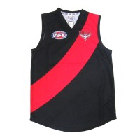 Sekem Official Supporter AFL Essendon Bombers Mens Football Guernsey