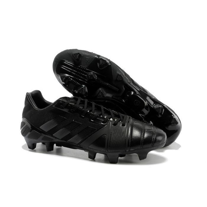 adidas nitrocharge football boots all black adidas