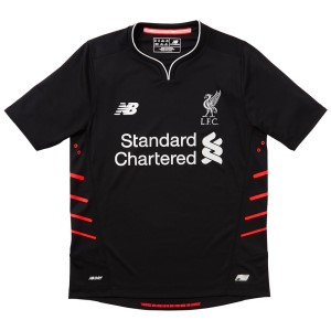 New Balance Liverpool 2016/2017 Away Kids Soccer Jersey