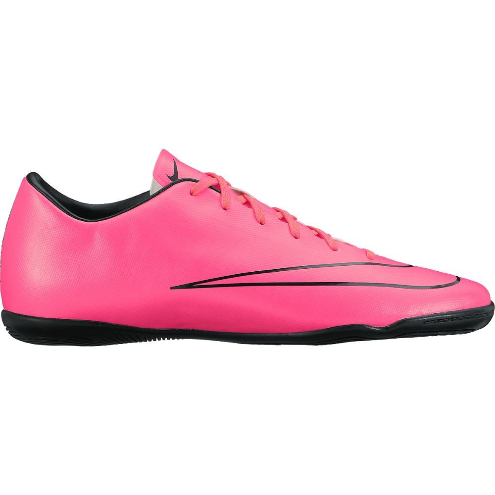 7fcd3d61a2ad Nike Mercurial Victory V IC - Mens Indoor Soccer Shoes - Hyper Pink/Black