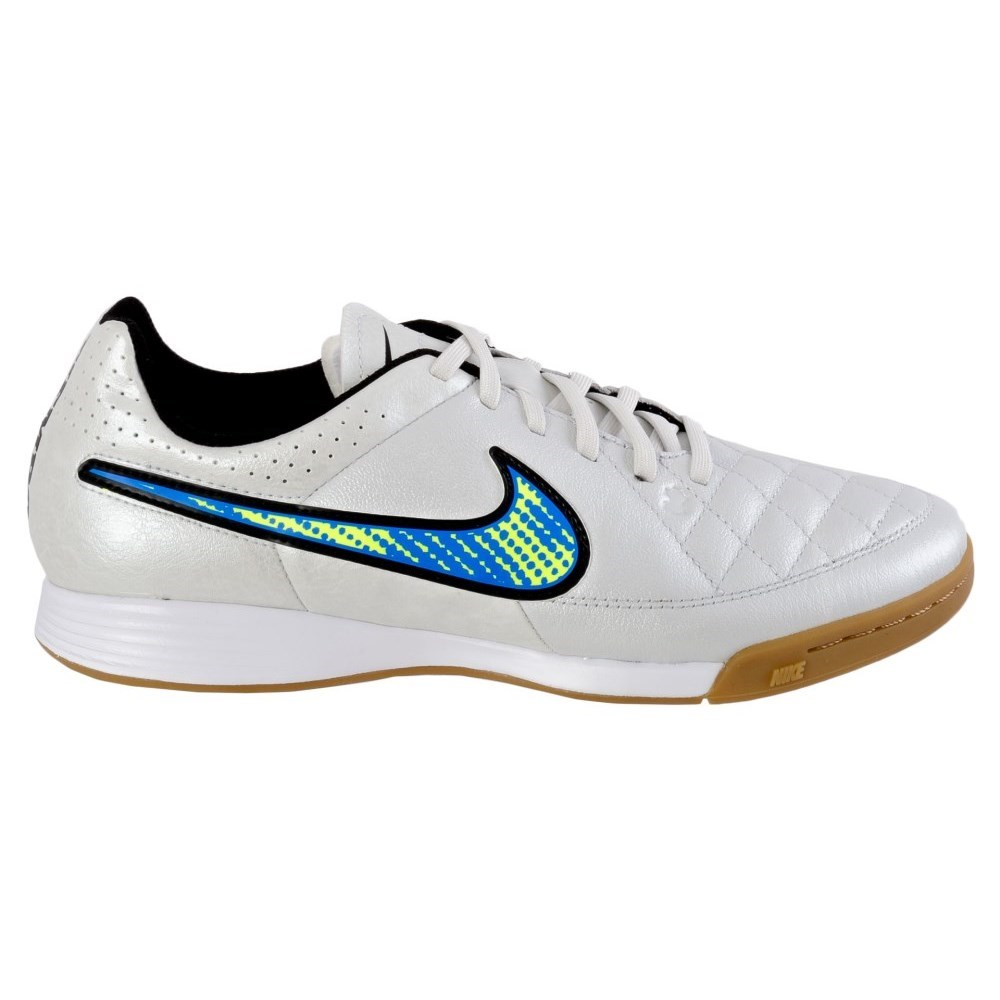 Nike Tiempo Genio Leather Indoor Soccer Shoes