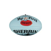 My First Sherrin Boys Soft Toy Football