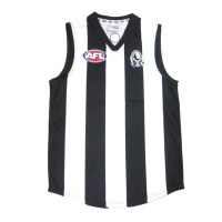 Sekem Official Supporter AFL Collingwood Magpies Youth Football Guernsey