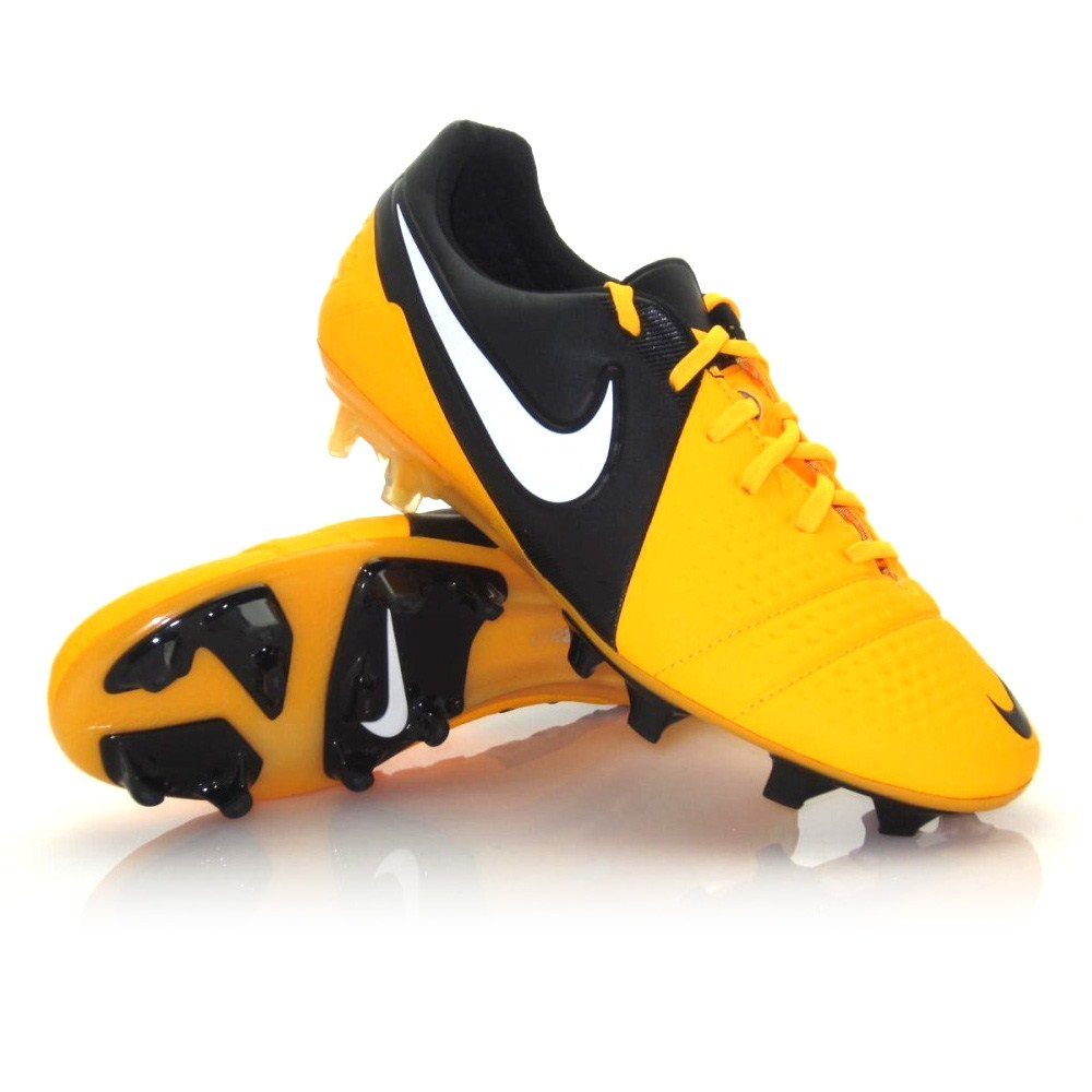 942b84aa497 Nike CTR360 Maestri III FG - Mens Football Boots - Black Yellow ...