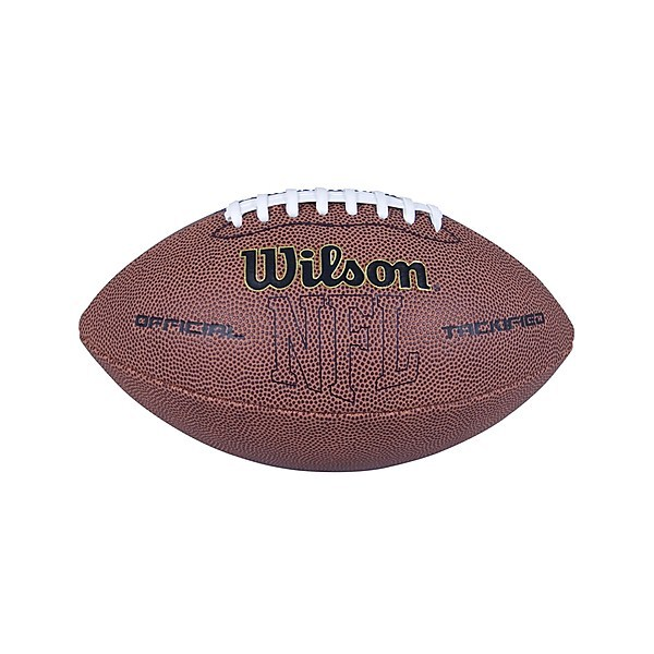 wilson tackified nfl american football official size