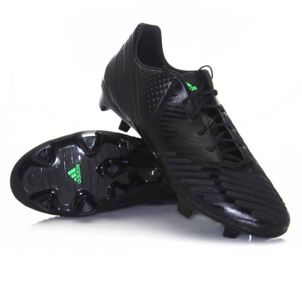 adidas predator lz trx fg mens football boots black