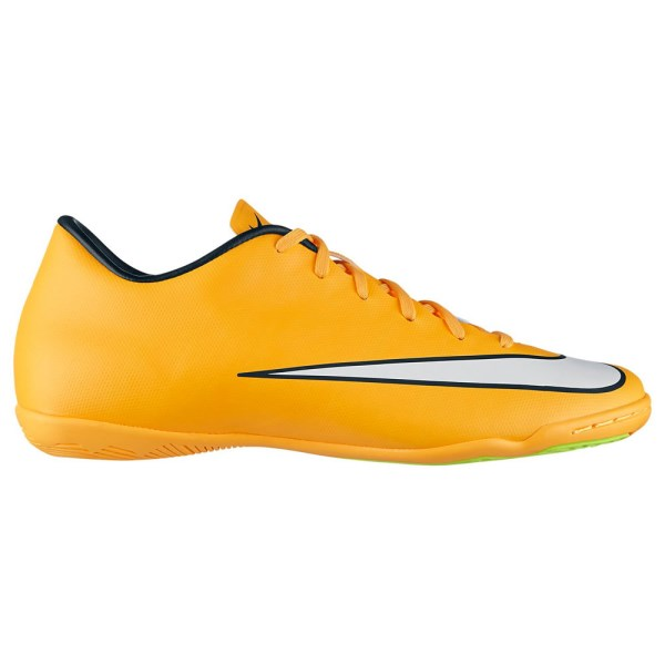 726beaff9 Nike Mercurial Victory V Kids Boys Indoor Soccer Shoes - Laser ...