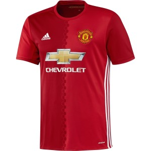 Adidas Manchester United 2016/2017 Home Mens Soccer Jersey