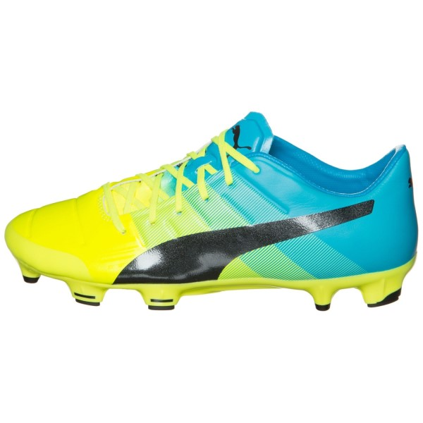fc8962dea Puma evoPOWER 2.3 FG Mens Football Boots - Safety Yellow Black ...
