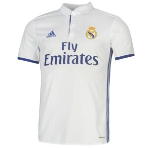 Adidas Real Madrid Home 2016/2017 Mens Soccer Jersey