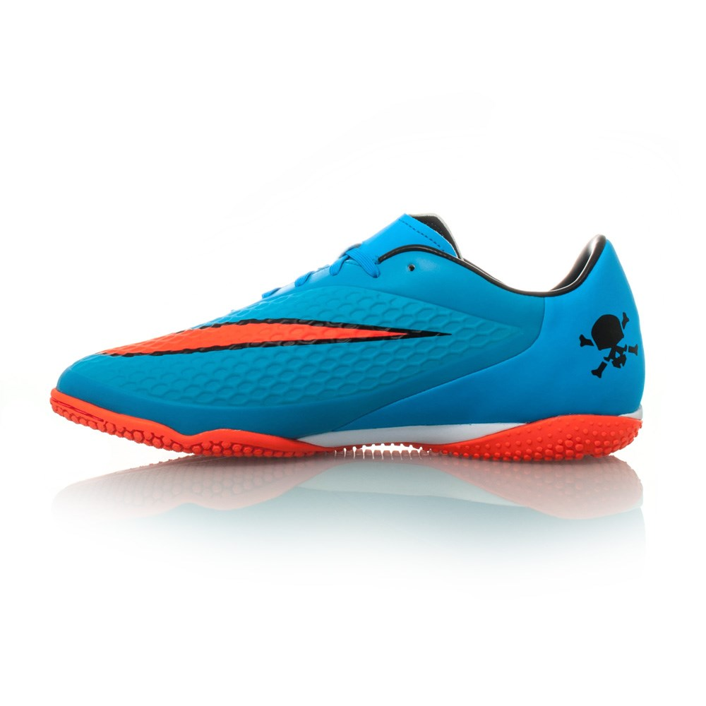 nike hypervenom phelon ic mens indoor soccer shoes blue. Black Bedroom Furniture Sets. Home Design Ideas