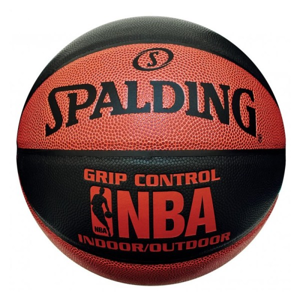 96ba36d4e20 Spalding NBA Grip Control Indoor Outdoor Basketball Size 6   7 ...