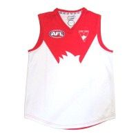 Sekem Official Supporter AFL Sydney Swans Youth Football Guernsey
