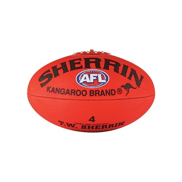 Sherrin Rubber Synthetic Football