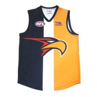Sekem Official Supporter AFL West Coast Eagles Youth Football Guernsey