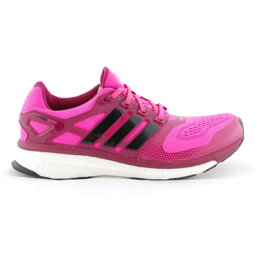 innovative design be1c4 e675f Adidas Energy Boost 2 ESM Womens Running Shoes - Solar PinkBlack