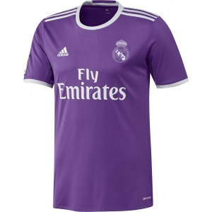 Adidas Real Madrid Away 2016/2017 Mens Soccer Jersey