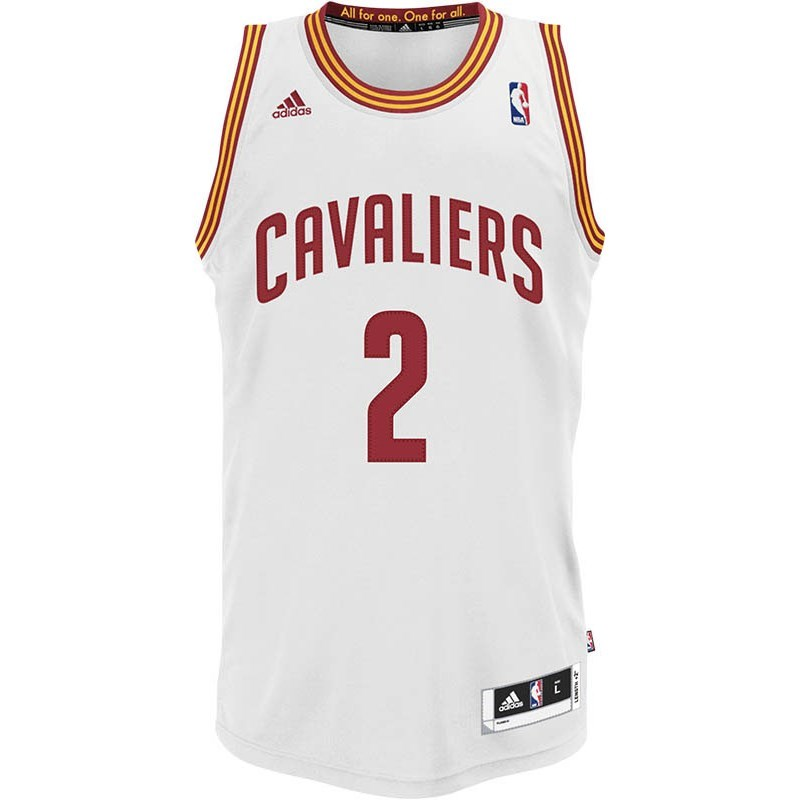 competitive price b135f 77b9d Adidas NBA Kyrie Irving Cleveland Cavaliers Swingman Mens Basketball Jersey