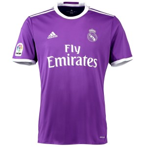 Adidas Real Madrid Away 2016/2017 Kids Soccer Jersey